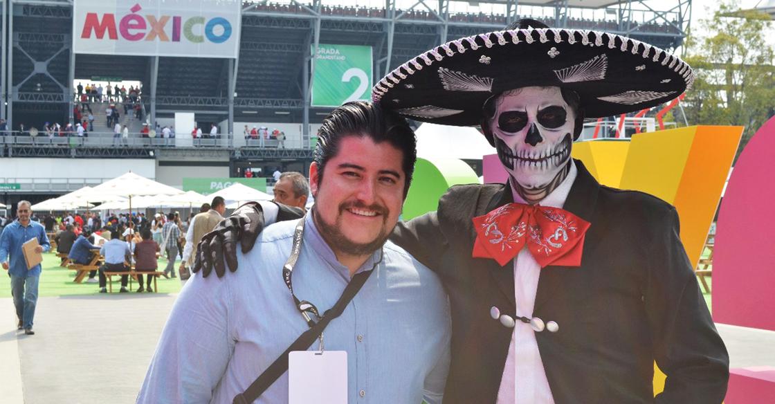 El _Desfile del Día de Muertos_, un regalo de México para elmundo (Medium)